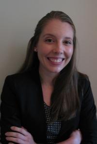 Researcher Lauren Apgar