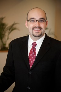 Researcher Justin Garcia